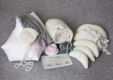 NEWBORN BABY PHOTOGRAPHY Starter Pack ~ Multi Posing Pack